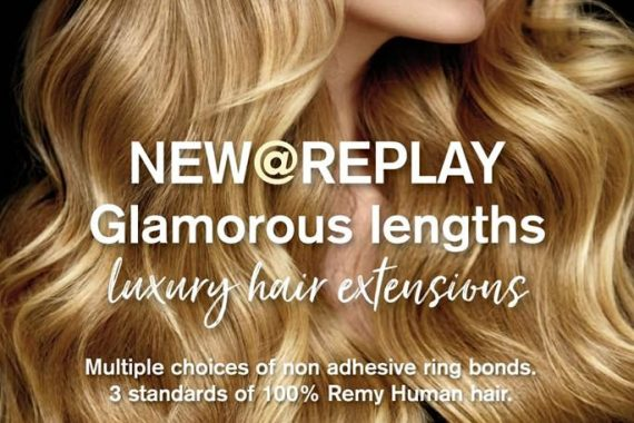 Hair extensions in Darlington